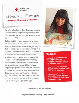 El Proyecto Pillowcase