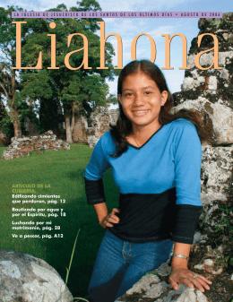 Agosto de 2006 Liahona