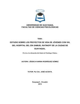 TESIS PROYECTOS DE VIDA JESSICA RODRIGUEZ