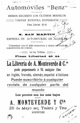 oct. 1912 - Publicaciones Periódicas del Uruguay