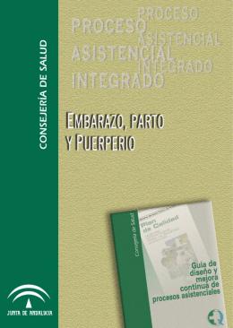 embarazo, parto y puerperio - Asociación Andaluza de Matronas