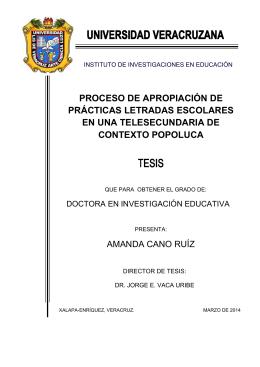 Tesis_Amanda Cano Ruíz - Universidad Veracruzana