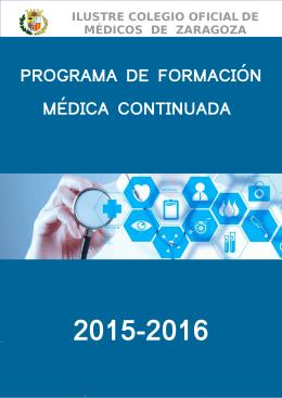 PROGRAMA DE FORMACIÓN MÉDICA CONTINUADA