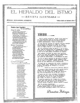 EL HERALDO DEL ISTMO