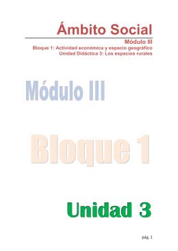 Unidad 3 - Portal de Educación de la Junta de Castilla y León
