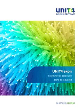 UNIT4 ekon folleto