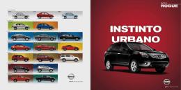 Descargue el catálogo de la Nissan Rogue