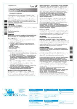 Cisordinol® Depot Solución Inyectable 200 mg/ml