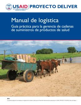 Manual de logística: Guía práctica para la gerencia de cadenas de