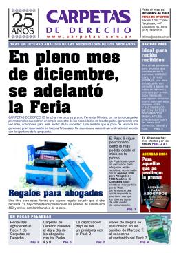 Diario A4 - Creativewebs