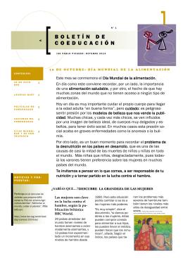 Descargar Boletín de coeducación octubre 2014