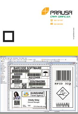 Catálogo NiceLabel Suite v5 Castellano - Prausa