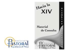 Documento de Consulta XIV Asamblea Diocesana encabalgado.pmd