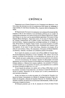 CRÒNICA