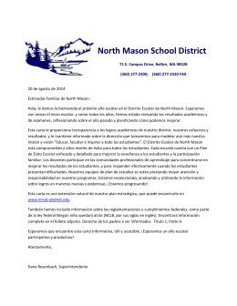 North Mason School District