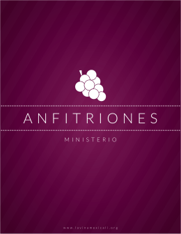 ANFITRIONES