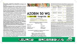 AZOBIN 50 WG fungicida