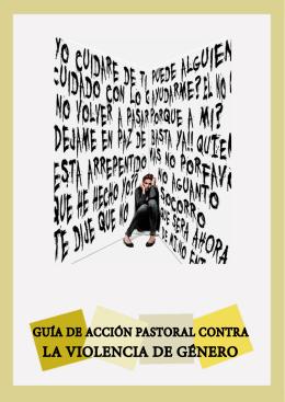 LA VIOLENCIA DE GÉNERO - Alianza Evangélica Española