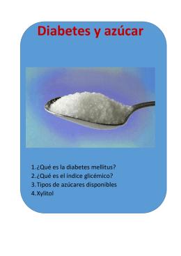 Diabetes y azúcar - Website Ricardo J Relayze