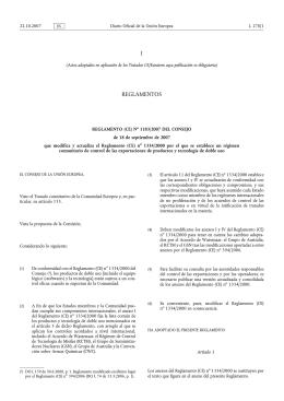 Reglamento - Agencia Tributaria