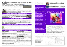 boletin Febrero_2012.pub - Ayuntamiento de Torres de la Alameda