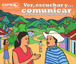 escuchar, comunicar 1ra parte