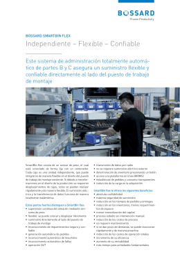 Independiente – Flexible – Confiable