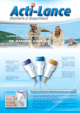 Acti-Lance ESP 1