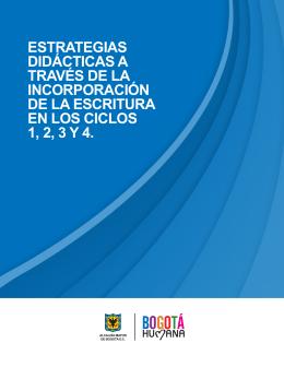 La escritura - Portal Educativo Redacademica. Secretaría de