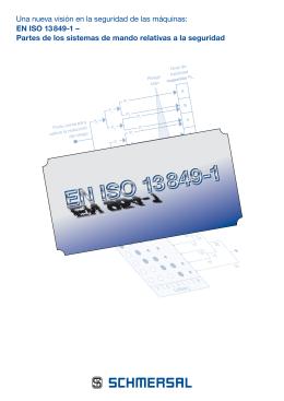 EN ISO 13 849-1