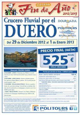 OFERTAS 2012 - Viatges Manacor