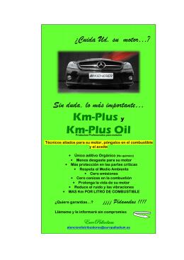 Km Km-Plus y Km