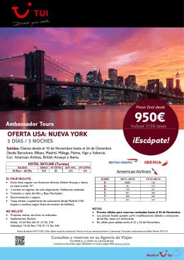 950€ - Bookingfax