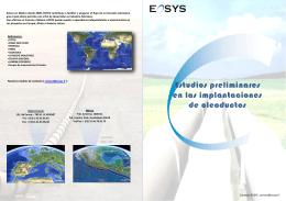 EOSYS Pipeline