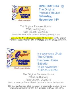 Original Pancake Flier (1)