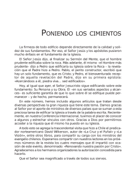 Revista 36 - Aguas Vivas