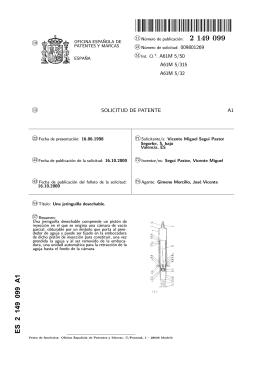 ES 2 149 099 A1 - Oficina Española de Patentes y Marcas