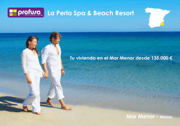 La Perla Spa & Beach Resort - Servidor de fotos de pisos.com