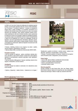 PERFIL - Campus France