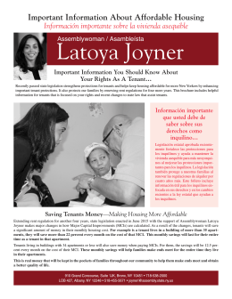 Assemblywoman Latoya Joyner - New York State Assembly Home
