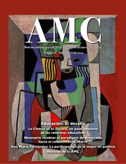 Educación: El desafío - Academia Mexicana de Ciencias