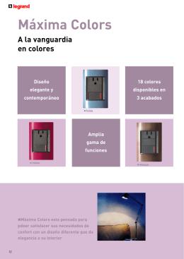 Máxima Colors