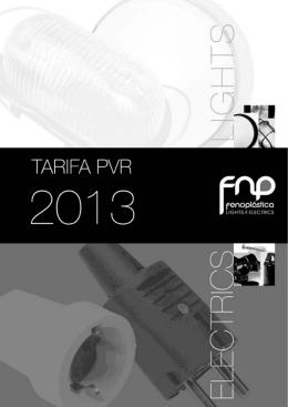 Tarifa - Fenoplastica