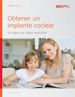 Obtener un implante coclear