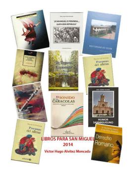 Libros para San Miguel: 2014 - Cajamarca