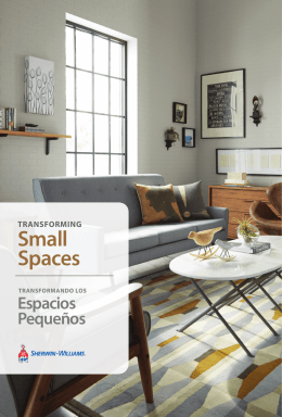 Small Spaces - Sherwin