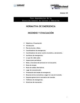 Recomendación 7. Anexo VI
