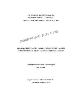 DERECHOS RESERVADOS