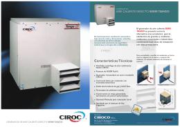 PDF | Generador de aire caliente Tango-40