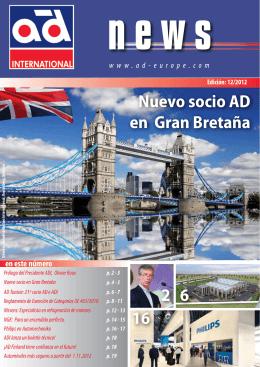 Nuevo socio AD en Gran Bretaña 2 16 6